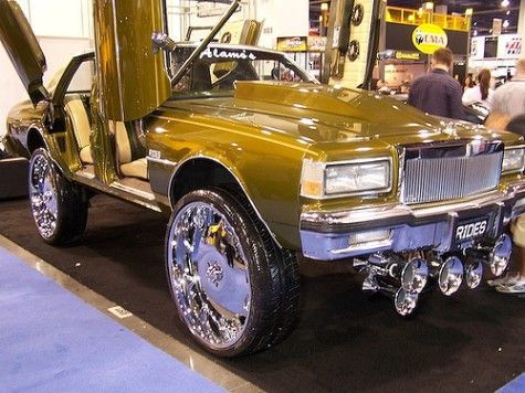 top 10 craziest donk cars 8