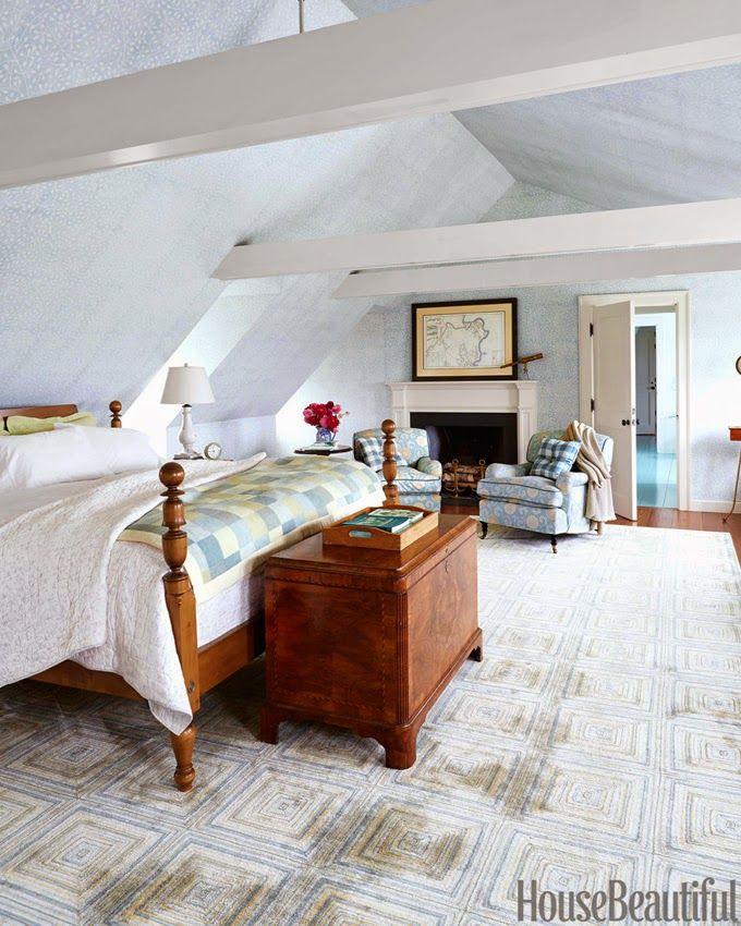 farmhouse bedroom | Nate McBride and Kari McCabe