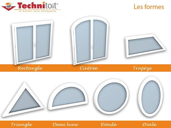 Top les formats de fenêtres | Ouvertures - Séparation : Portes  LD69