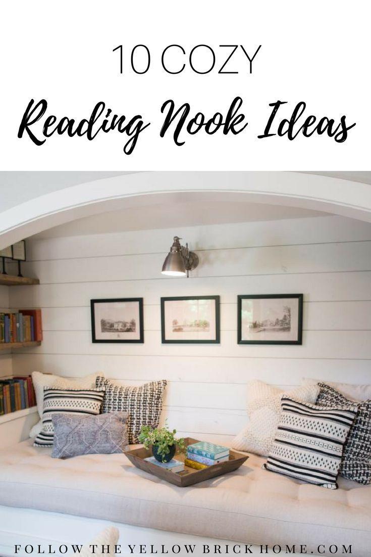 38+ Farmhouse reading nook model