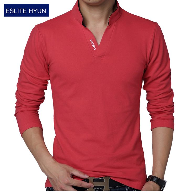 2017 New Fashion Brand Men Clothes Solid Color Long Sleeve camisetas Slim Fit T Shirt Men  Cotton T-Shirt  men Casual T Shirts //Price: $25.88 & FREE Shipping //     #trending    #love #TagsForLikes #TagsForLikesApp #TFLers #tweegram #photooftheday #20likes #amazing #smile #follow4follow #like4like #look #instalike #igers #picoftheday #food #instadaily #instafollow #followme #girl #iphoneonly #instagood #bestoftheday #instacool #instago #all_shots #follow #webstagram #colorful #style #swag…