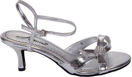Amazon.com: Annie Shoes Women's Engagement Ankle-Strap Sandal: Gold Evening Shoes: Clothing