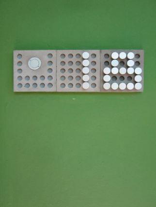Matrix doorbell and numbers