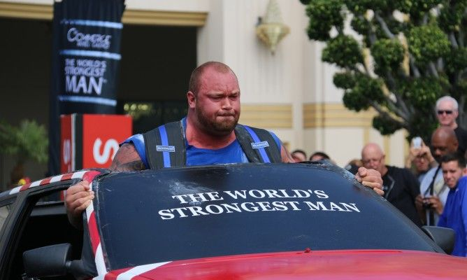 Athletes Archive - World's Strongest Man