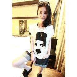Hildur t-shirt - Chaplin