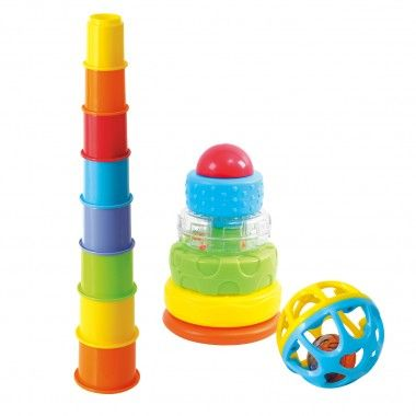 Rattle & Stack Combo