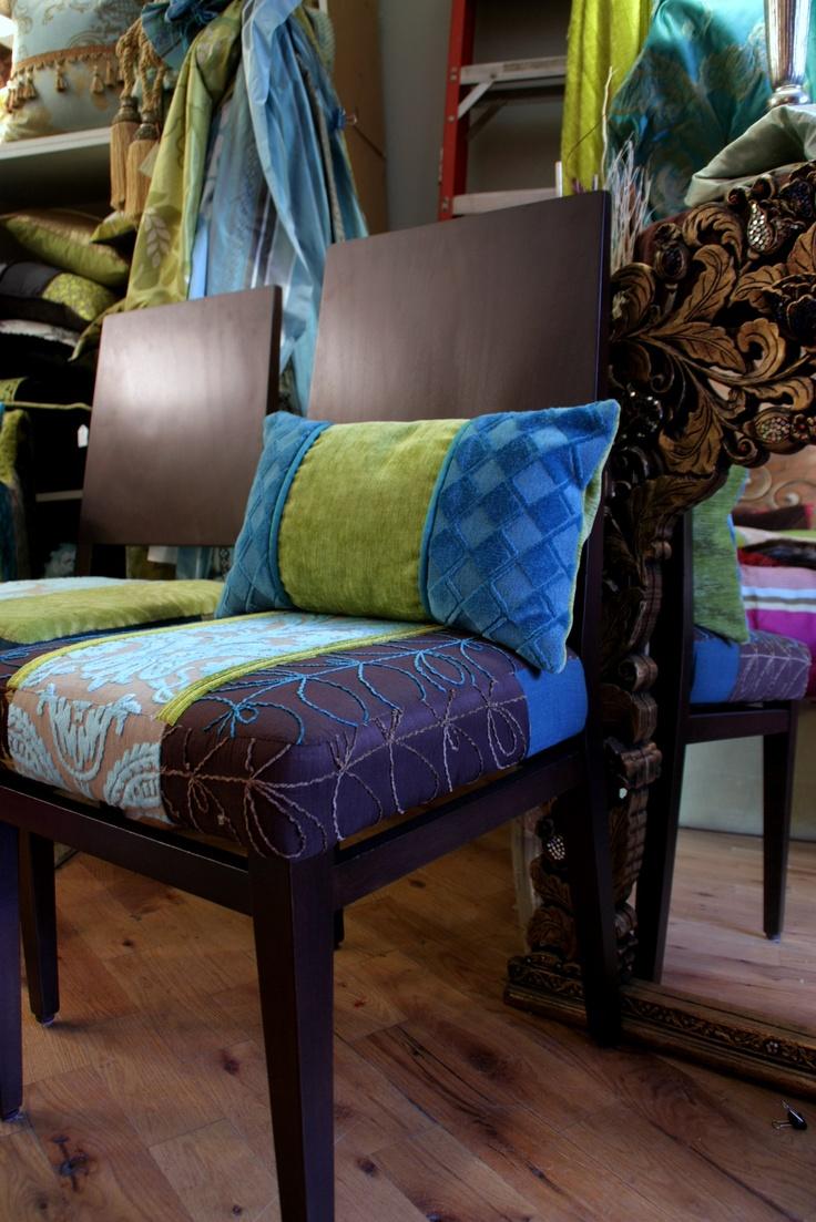 custom dining room chair cushions ~ ktvb