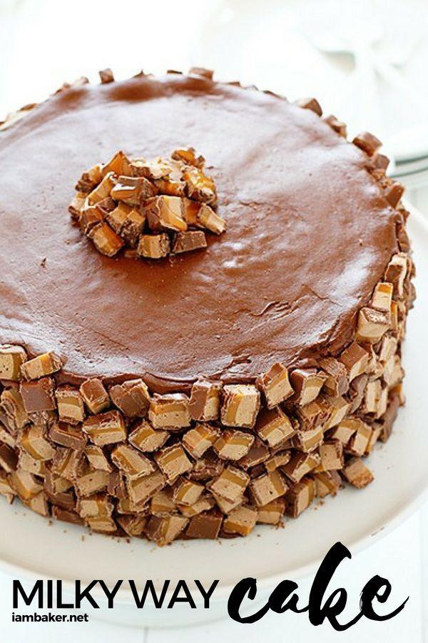 milky way cake recipe - 433×600