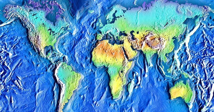 """Cómo calcular los gradientes en un mapa topográfico. Lo primero a recordar cuando quieres calcular el gradiente de un mapa topográfico es que los dos términos """"gradiente"""" y """"pendiente"""" son intercambiables. El cambio de gradiente que sucede dentro de un área específica en el mapa revela la disposición de la tierra. A su vez, esto los ayuda a los geólogos y ambientalistas a determinar cualquier efecto ..."""