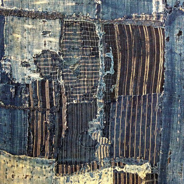 Boro Japanese Textiles
