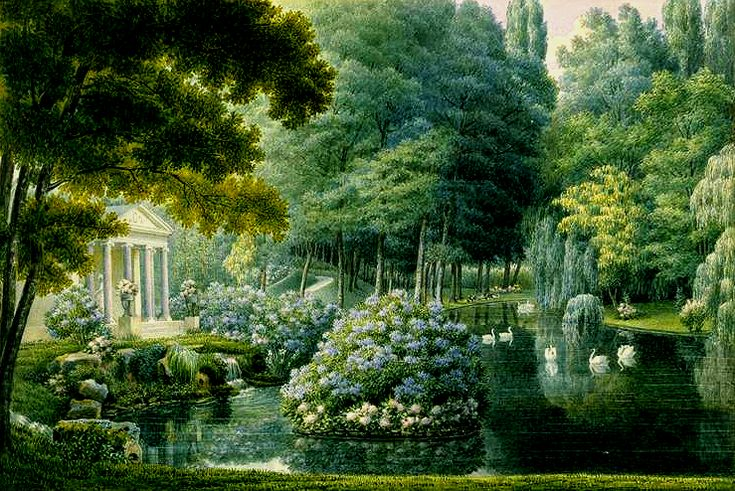 Guest Post by William Ellis-Rees - 'Empress Josephine and the creation of Malmaison'