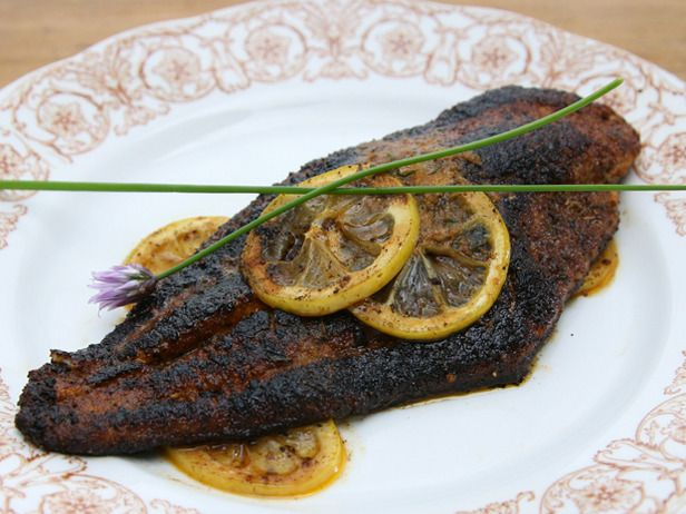 Classic Southern Blackened Catfish - 20 Delicious Catfish Recipes For a Catfish Month