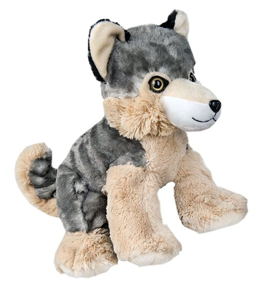 """""""Scout"""" the Timber Wolf Teddy Bear Loft's newest stuff your own teddy bear kit! Fur so soft you have to feel it to believe it! visit www.teddybearloft.com for more details. Shipping available to just about everywhere in US and Canada!"""