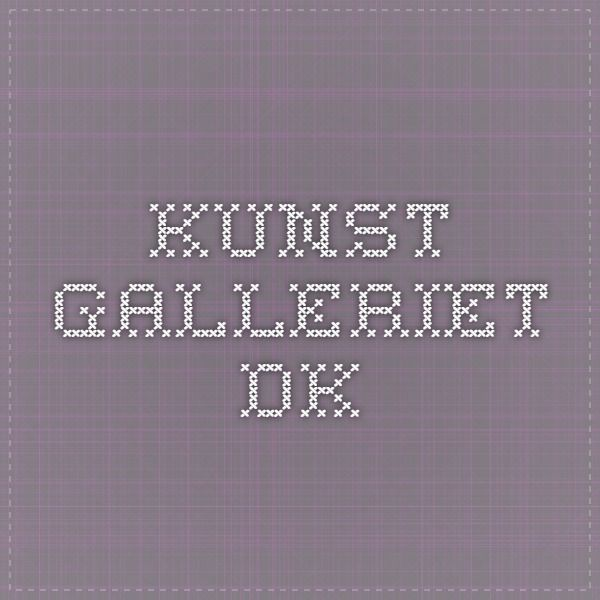 kunst-galleriet.dk