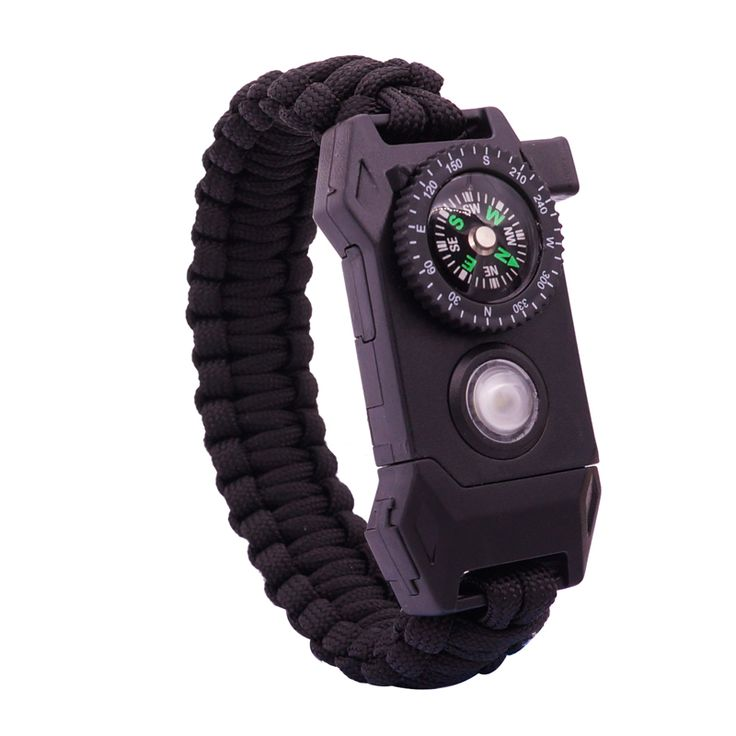 $14.95 $14.16Free Shipping!  – LED Light Survival Bracelet Men Outdoor Multi-fun…   – JEWELRY OF 2020