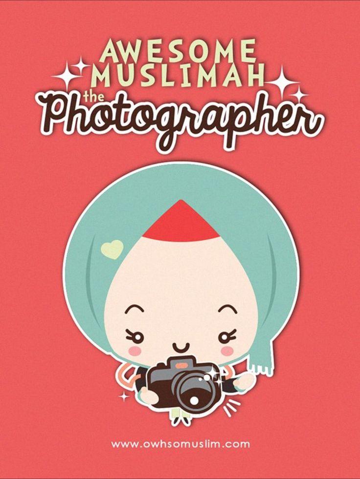 Hijabi photog