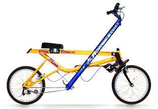 Rowbike: il vogatore su due ruote