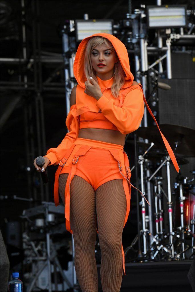 Bebe Rexha Perfoms at V Festival at Hylands Park in Chelmsford England Aug-2016 Celebstills B Bebe Rexha