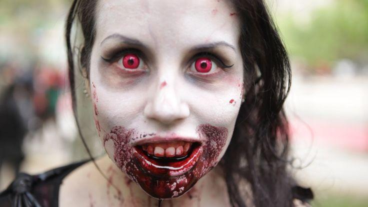Está chegando a hora da 9ª edição da Zombie Walk em Porto Alegre, vai perder?  #FFCultural #FFCulturalEventos #ZombieWalk #ZombieWalkPortoAlegre