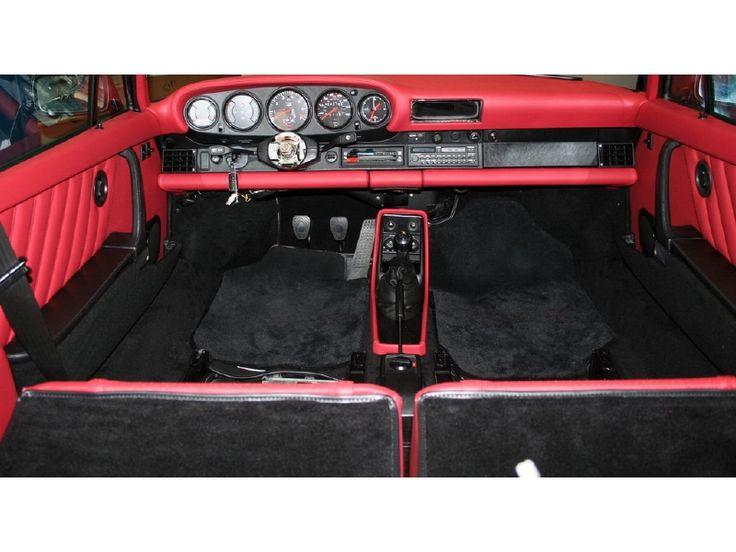 911 Porsche Interior Classic Nine Leather 27.JPG
