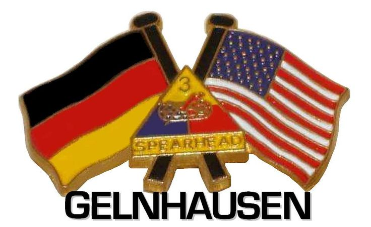 Gelnhausen, Germany. Went to elem. school.