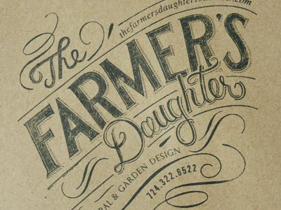The Farmer's Daughter by Jessi Evans Banner ad designer 775 453 6120