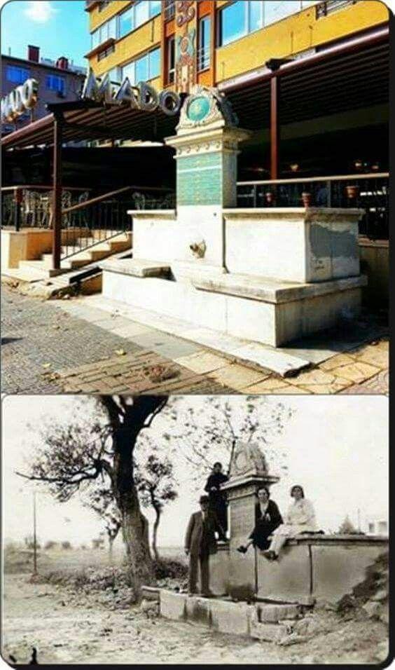 Kadıköy / Selami Çeşme - 1938 ve Günümüz 2015