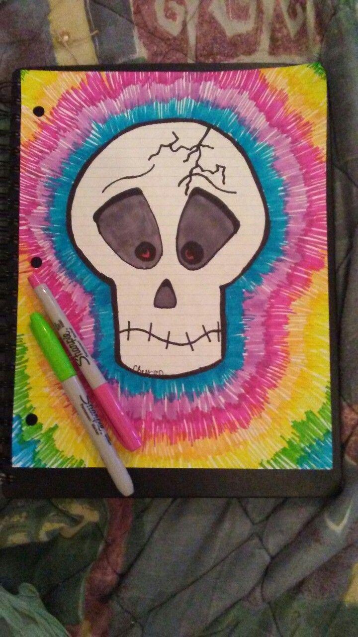 Confused Skull 💀