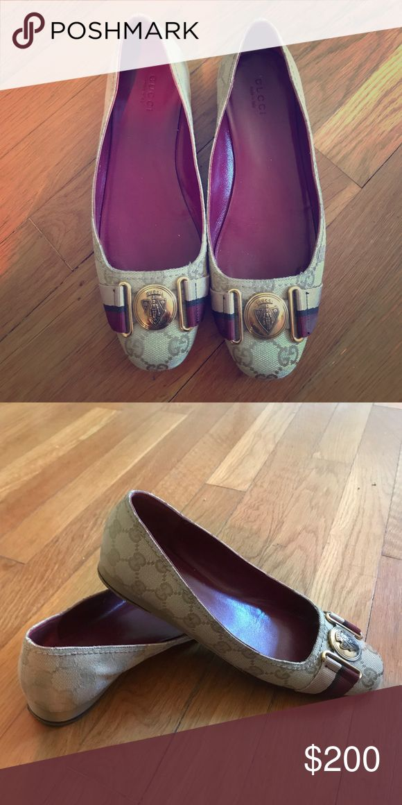 Gucci flats Gucci flats Gucci Shoes Flats & Loafers