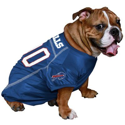 Discount buffalo bills jersey for dogs  supplier