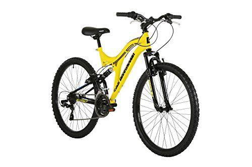 1766718839c Barracuda Unisex Draco Ds Wheel 18 Inch Full Suspension Frame Mountain Bike