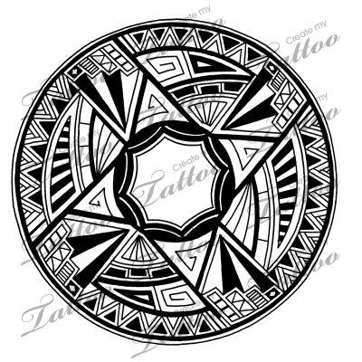 marketplace tattoo tribal native american tattoo design 5204 aztec. Black Bedroom Furniture Sets. Home Design Ideas