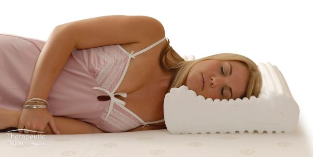 The Complete Sleeper Pillow