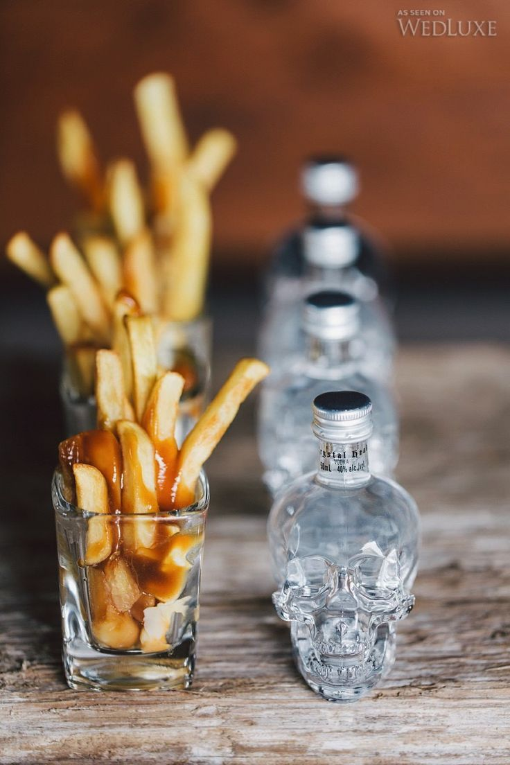 Mini poutine. Edge Hospitality. | Photography by: Purple Tree Photography.