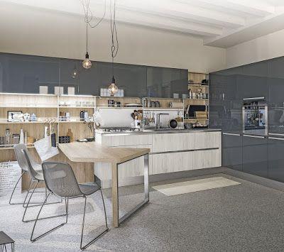 92 best Arredamento Cucina images on Pinterest | Kitchens, 50th ...