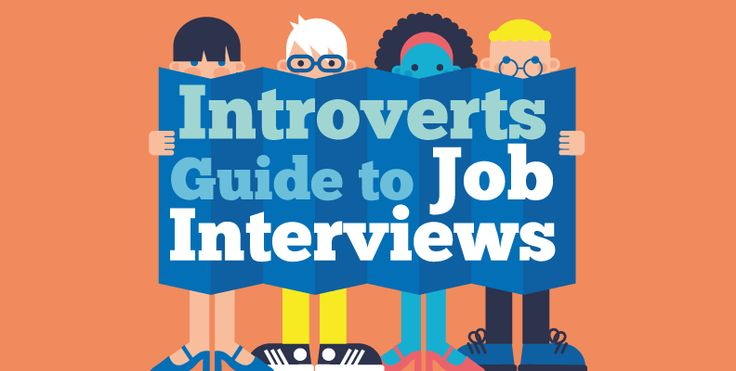 job interviews introverts and dating