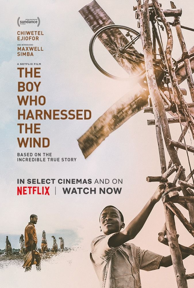 The Boy Who Harnessed The Wind 2019 Dramatopm