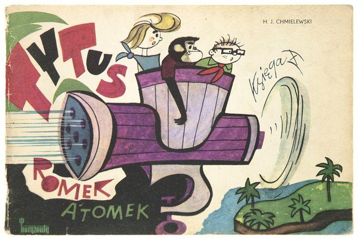 """Tytus, Romek i A'Tomek"", Księga X"