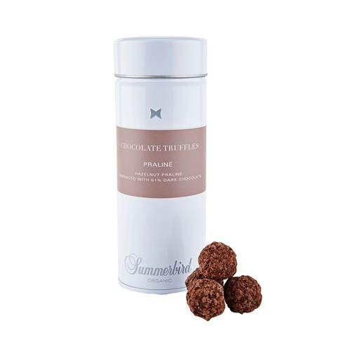 Summerbird - Praliné chokoladetrøfler