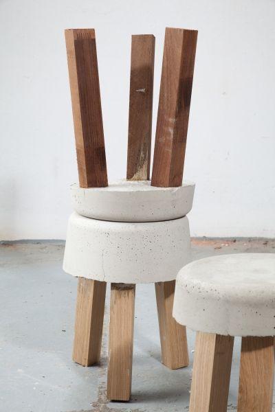 Leonhard Hilzensauer - Beton & Holz - concret & wood