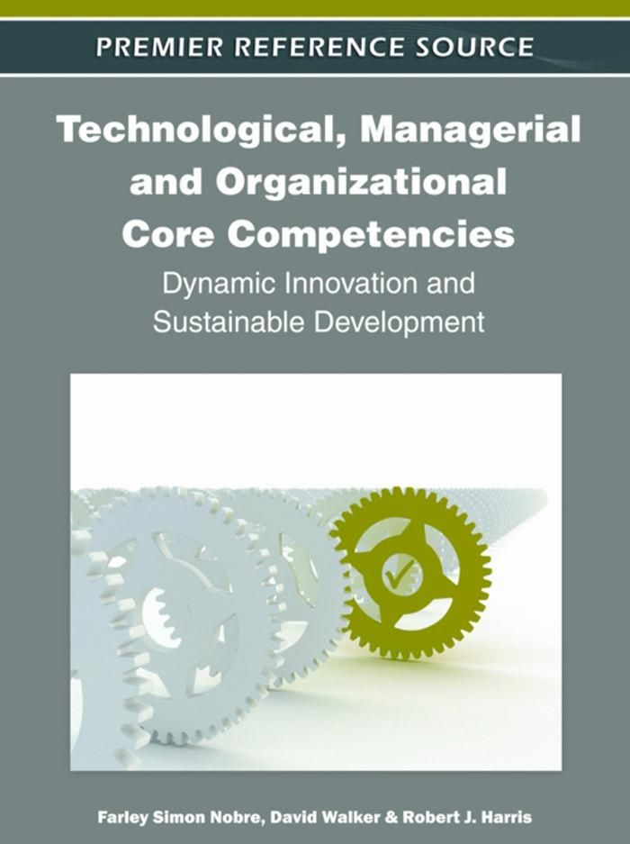 I'm selling Technological, Managerial and Organizational Core Competencies - $55.00 #onselz