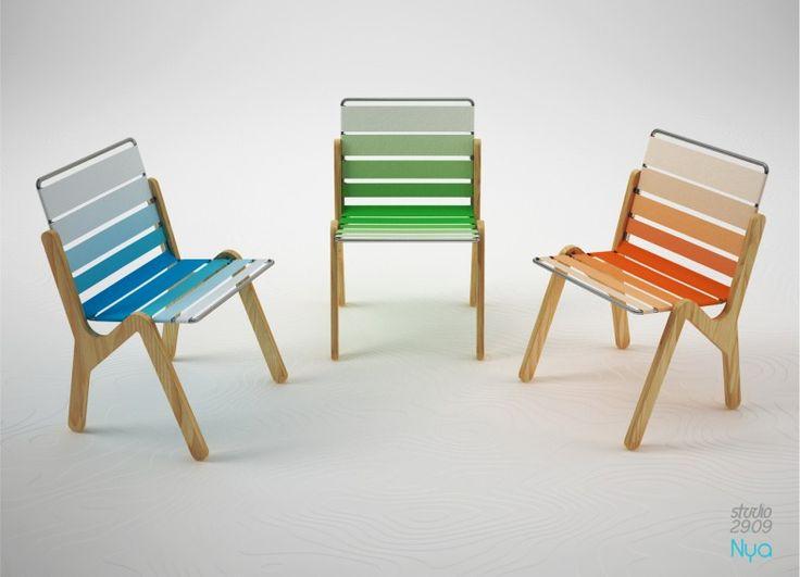 #design #chair #wood