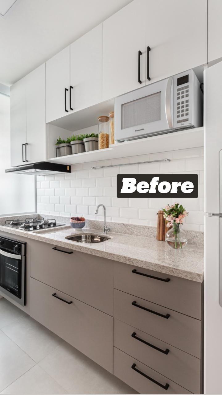 Kitchen Room Design, Kitchen Sets, Modern Kitchen Design, Home Decor Kitchen, Kitchen Furniture, Kitchen Interior, Home Kitchens, Kitchen Colors, Modern Grey Kitchen