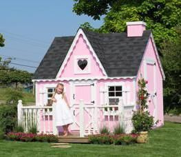 8 x 8 Victorian Playhouse - Panelized KIT