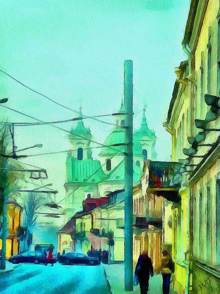 https://flic.kr/p/CJRS7y   Watercolor from Grodno