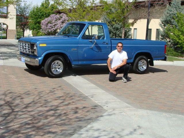 Alex Perez's 1984 Ford F150 | LMC Truck Life