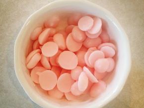 bevroren yoghurt snoepjes