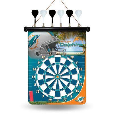 Rico NFL Magnetic Dart Board NFL Team:
