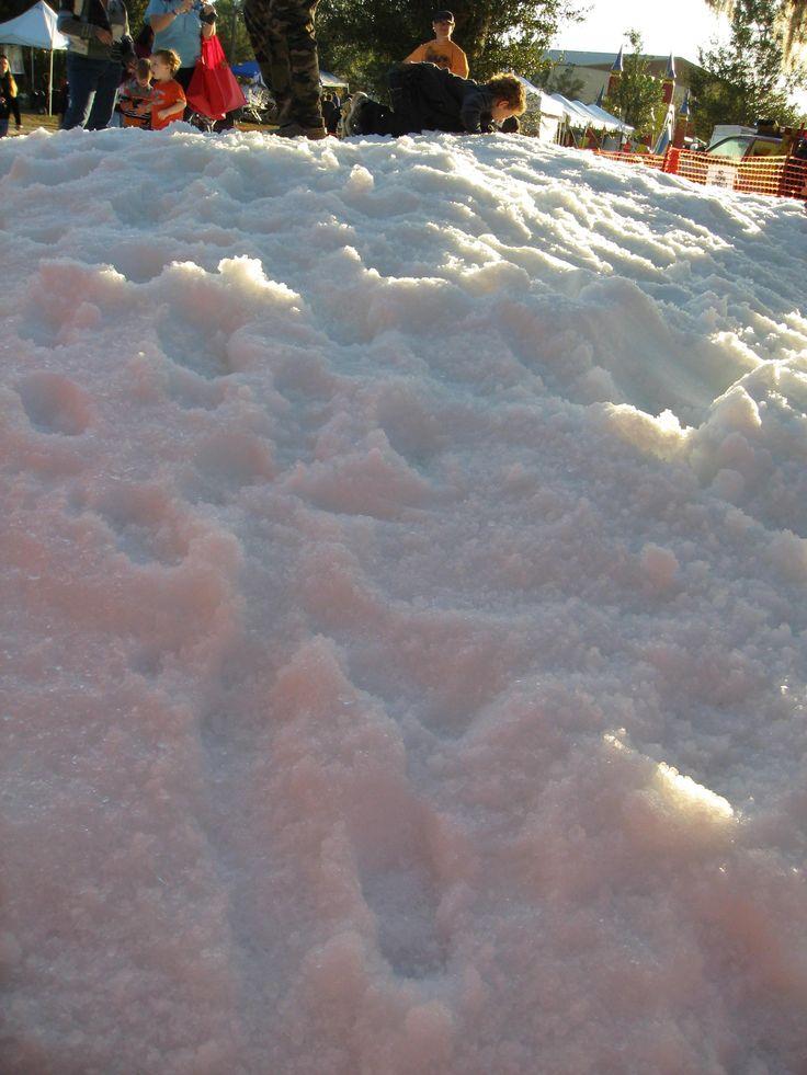 snow machine florida