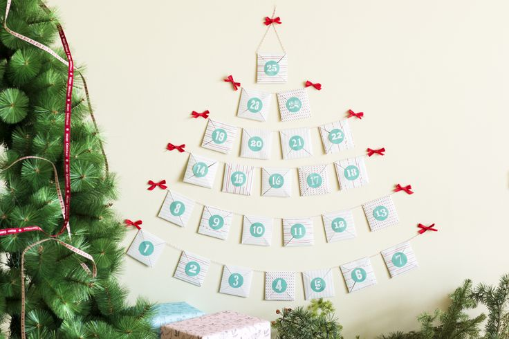 97 best calendarios de adviento DIY images on Pinterest Advent